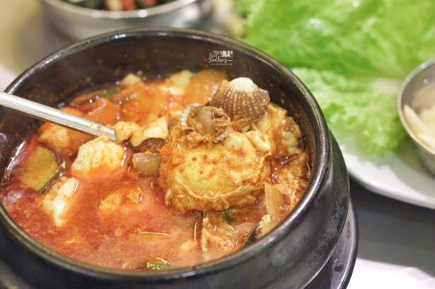 Sundubu Jjigae at Magal Resto PIK by Myfunfoodiary