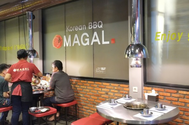Tampak Magal Resto PIK by Myfunfoodiary