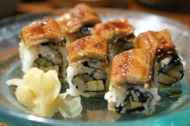Unagi Bou Sushi at Nampu Restaurant Grand Hyatt Bali by Myfunfoodiary 01
