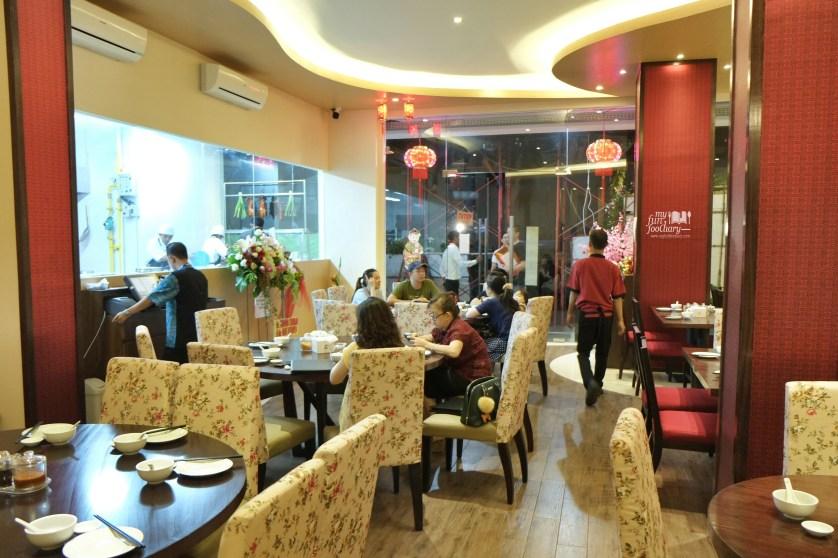 Ambiance Babura Dimsum Restaurant PIK by Myfunfoodiary 03