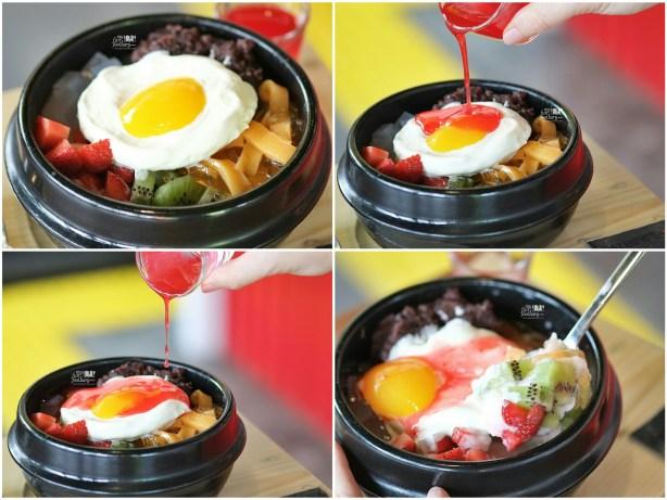 Bibim Patbingsoo Pat Bing Soo Korean Dessert House by Myfunfoodiary