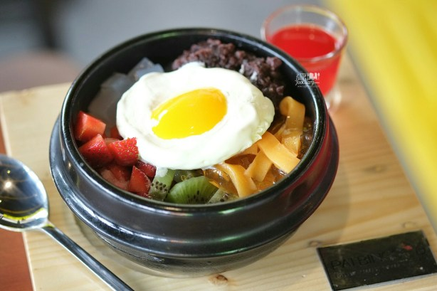 Bibim Patbingsoo at Pat Bing Soo Korean Dessert House by Myfunfoodiary 01