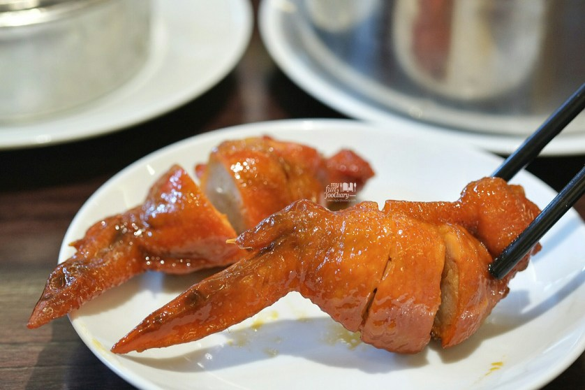Chicken Wing at Babura Dimsum Restaurant PIK by Myfunfoodiary