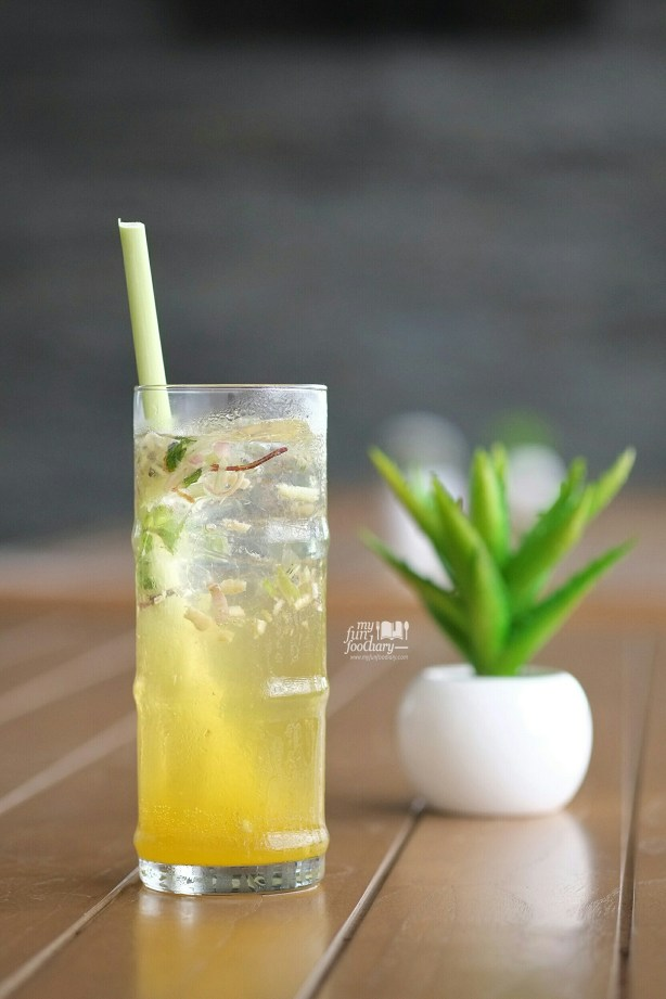 Clique Punch at Clique Kitchen and Bar by Myfunfoodiary