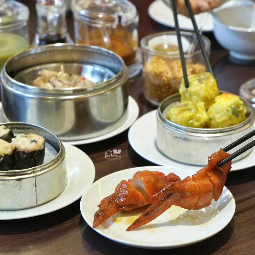 Dimsum Dinner at Babura Dimsum Restaurant PIK by Myfunfoodiary