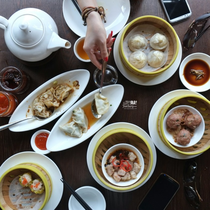 Dimsum Lunch at 48 Signature Restaurant PIK by Myfunfoodiary