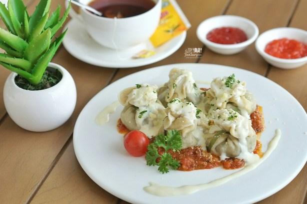 Fagottini Con Salsa Di Podomoro at Clique Kitchen and Bar by Myfunfoodiary