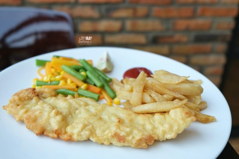 Fish and Chips at Kitchen Steak Sunter by Myfunfoodiary