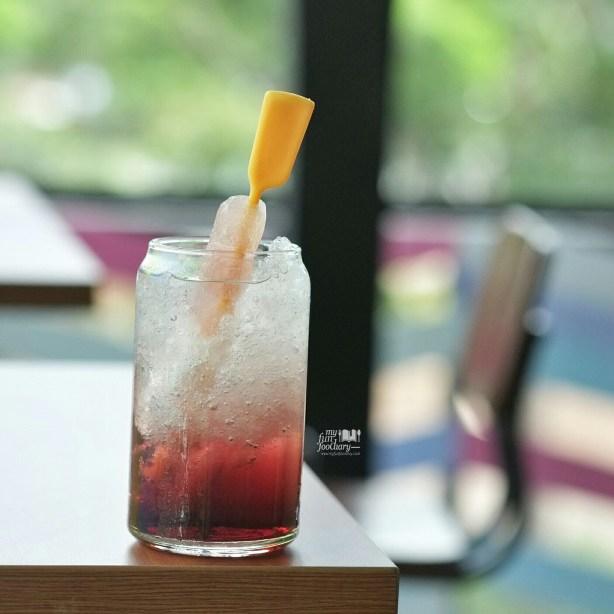 Grape Soda Cube at Pat Bing Soo Korean Dessert by Myfunfoodiary