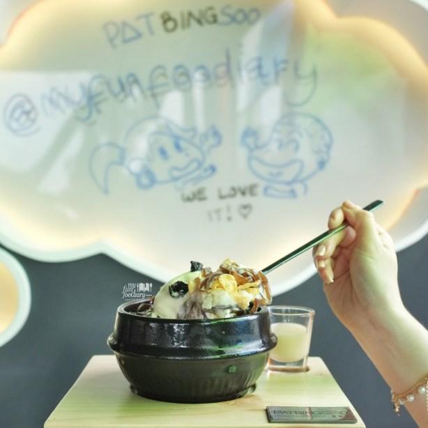 Namdaemun Bingsoo at Pat Bing Soo Korean Dessert House by Myfunfoodiary 01