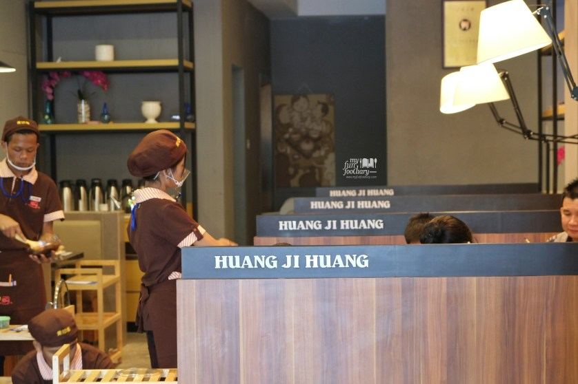 Non Smoking Area at Huang Ji Huang PIK by Myfunfoodiary