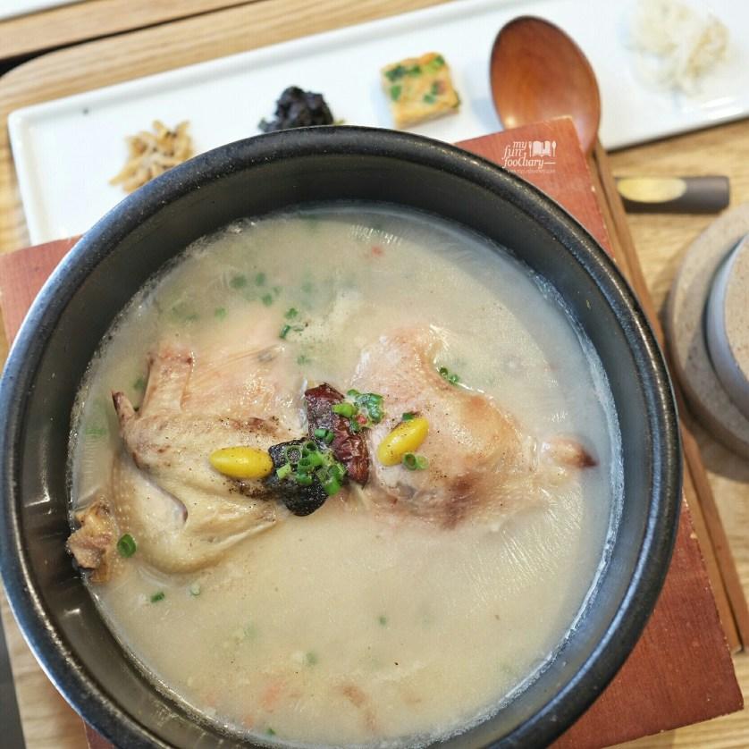 Samgyetang at Osuri Restaurant in Tokyo Japan by Myfunfoodiary 02