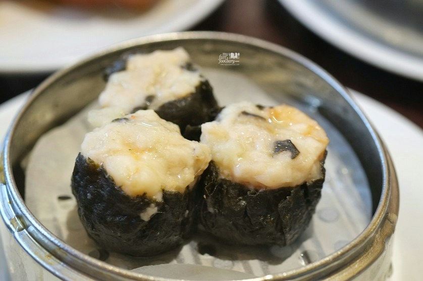 Siomay Chi Chai at Babura Dimsum Restaurant PIK by Myfunfoodiary