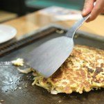 [JAPAN] Delicious Okonomiyaki Dinner at Tsuruhashi Fugetsu Dotonbori, Osaka