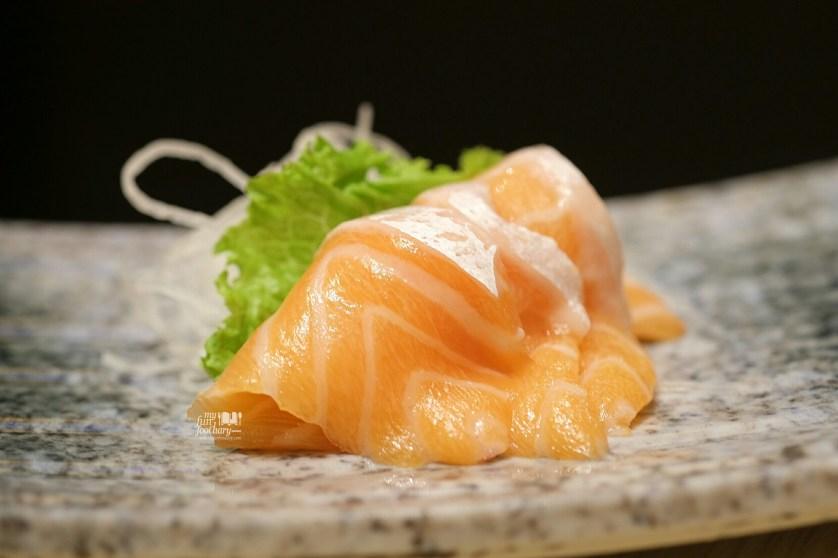 Fatty Salmon at Itacho Sushi Grand Indonesia by Myfunfoodiary