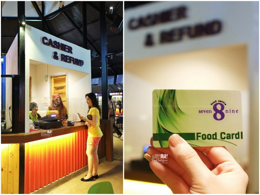 Food Card at Seven 8 Nine by Myfunfoodiary collage