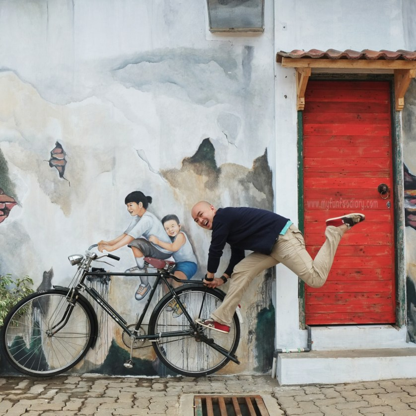 Mural Art Penang - Andy Pao by Myfunfoodiary