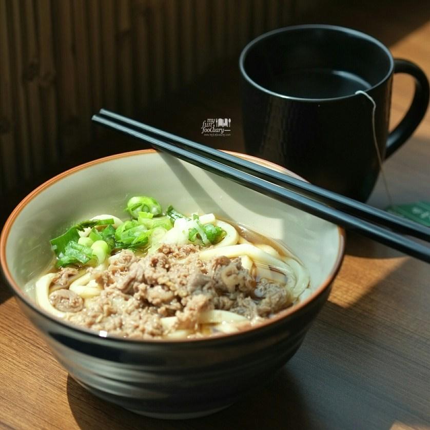 Niku Udon at Hachimitsu Udon dan Donburi by Myfunfoodiary