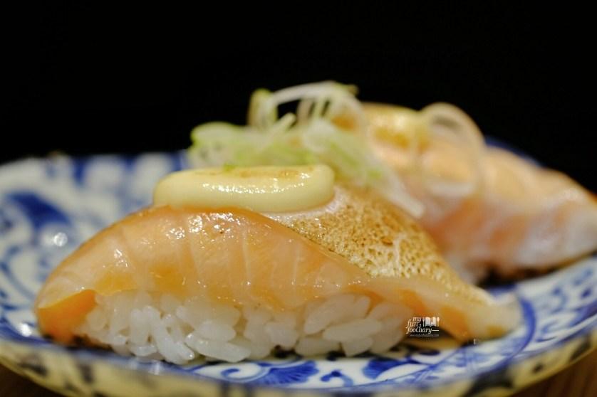 Roasted Fatty Salmon at Itacho Sushi Grand Indonesia by Myfunfoodiary