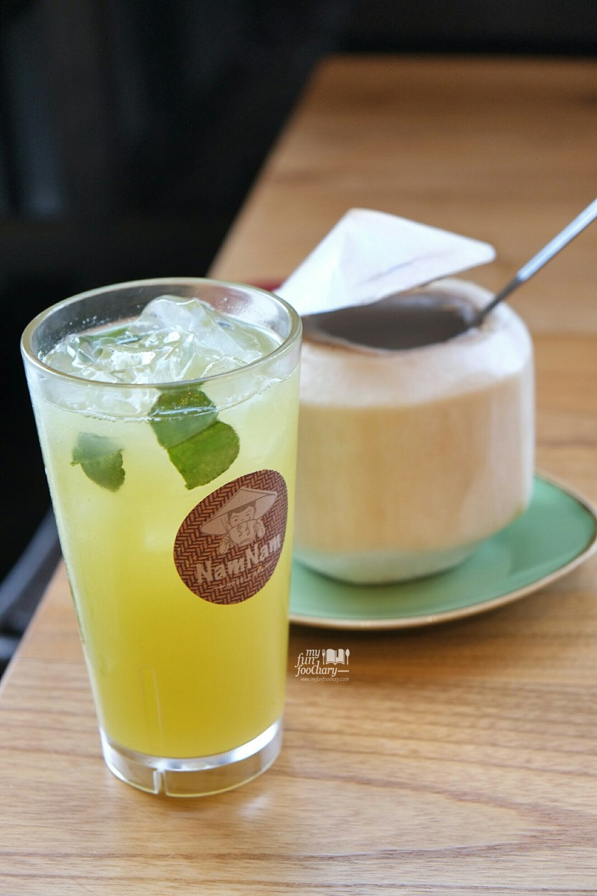 Sugarcane and Young Coconut at Nam Nam Noodle Bar by Myfunfoodiary.jpg