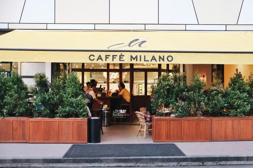 Tampak Depan Caffe Milano by Myfunfoodiary
