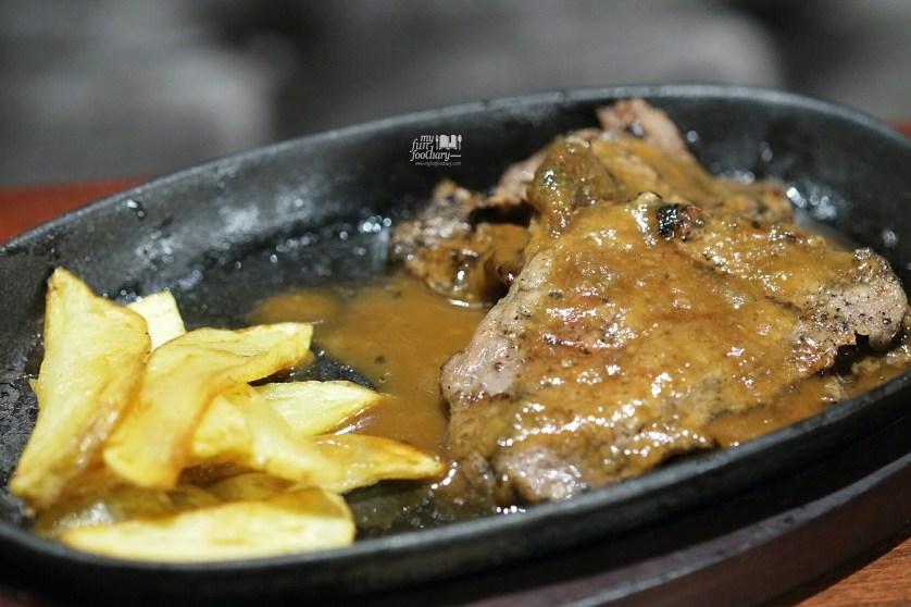 US Beef Steak at KOBE by Shabu Shabu House by Myfunfoodiary
