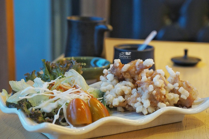 Mochi Tori Karaage at Ebisuya Restaurant by Myfunfoodiary