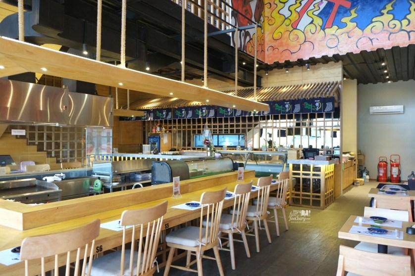 Suasana Ebisuya Restaurant by Myfunfoodiary 02