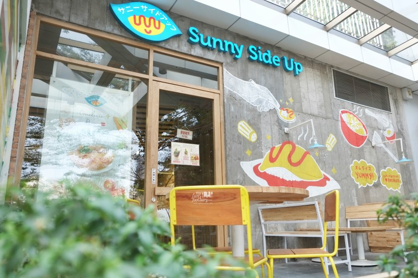 Tampak Depan Sunny Side Up Summarecon Mal Serpong by Myfunfoodiary 02