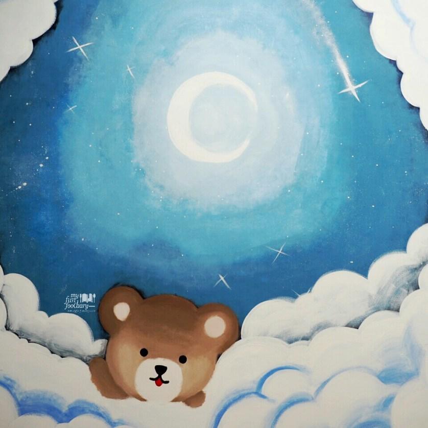 Cute Ted at Itadakimasu by Myfunfoodiary