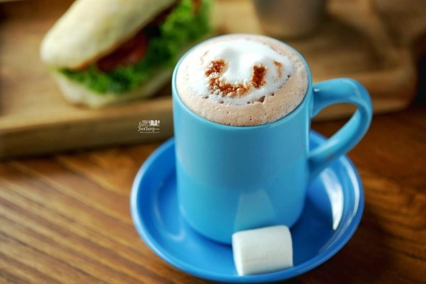 Hot Chocolate at Brown Bag Kemang by Myfunfoodiary