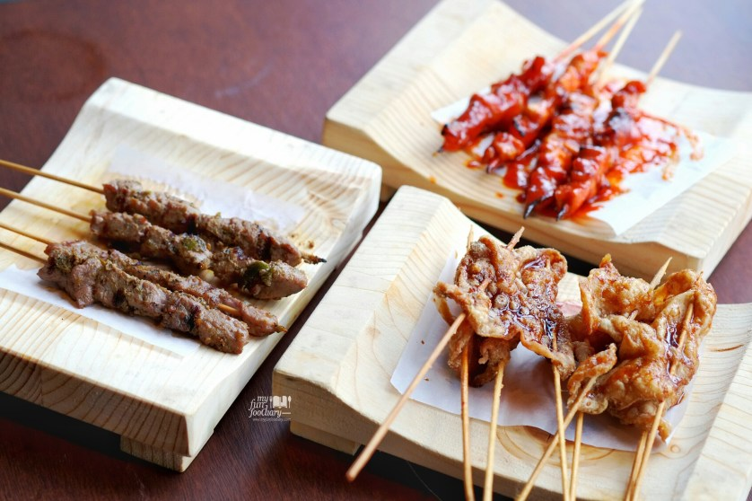 Skewers at Holywings Jakarta by Myfunfoodiary