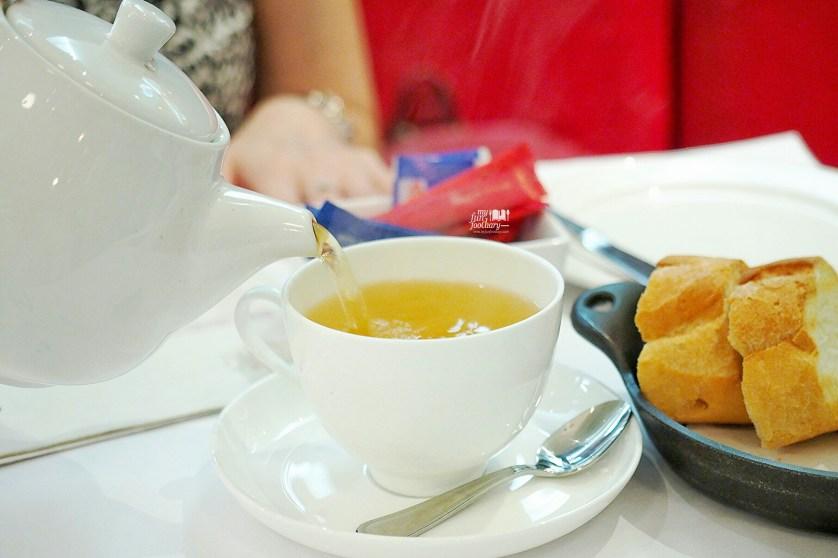The Vert Yunnan Tea Damman Freres at Bistro Baron by Myfunfoodiary