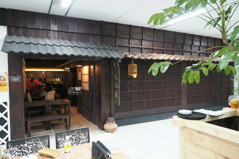 Exterior Look at Tontoki Restaurant MidPlaza by Myfunfoodiary
