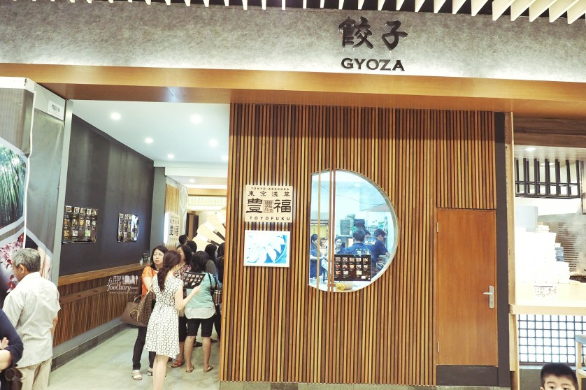 Counter Gyoza Toyofuku at The Food Culture AEON Mall by Myfunfoodiary
