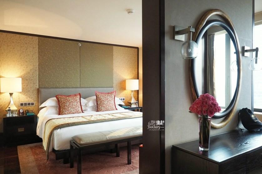 Oriental Suites Room at Mandarin Oriental Jakarta by Myfunfoodiary