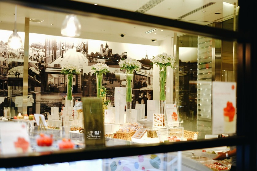 Cozy Ambiance at Patisserie Sadaharu Aoki Paris by Myfunfoodiary