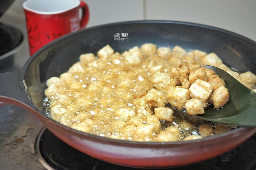 Tahu Goreng Lada Garam Resep 15 Menit by Myfunfoodiary