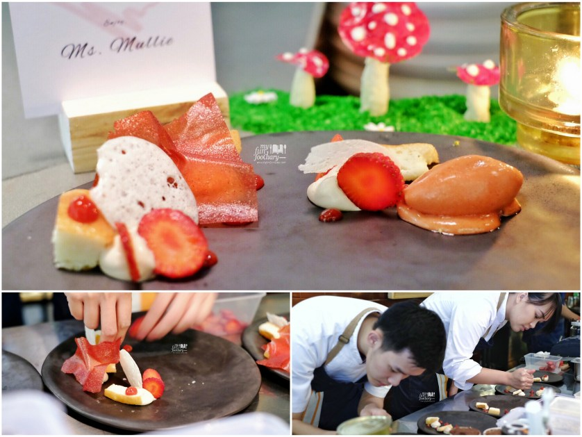 All About Strawberry - Dessert Omakase by Kim at Nomz - by Myfunfoodiary