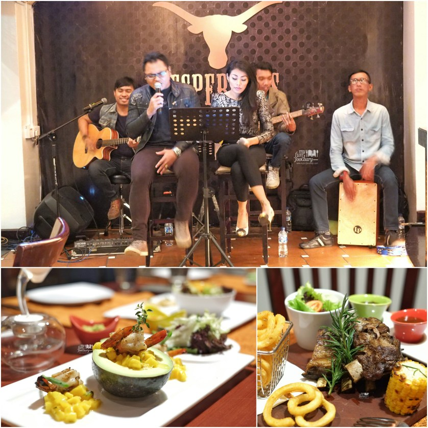 Band Performance at Desperados by Myfunfoodiary