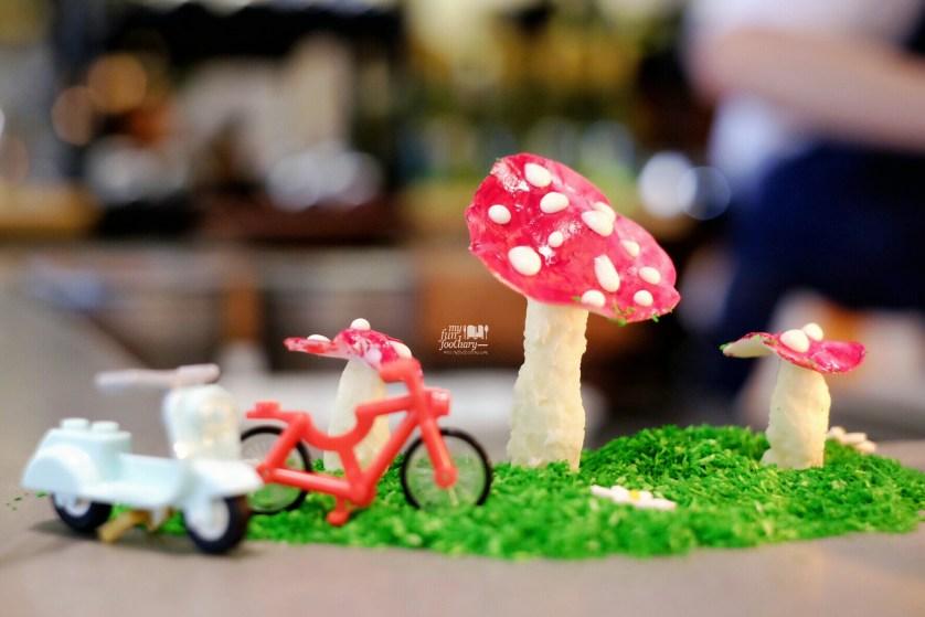 Edible Mushroom by Kim Pangestu at Nomz by Myfunfoodiary