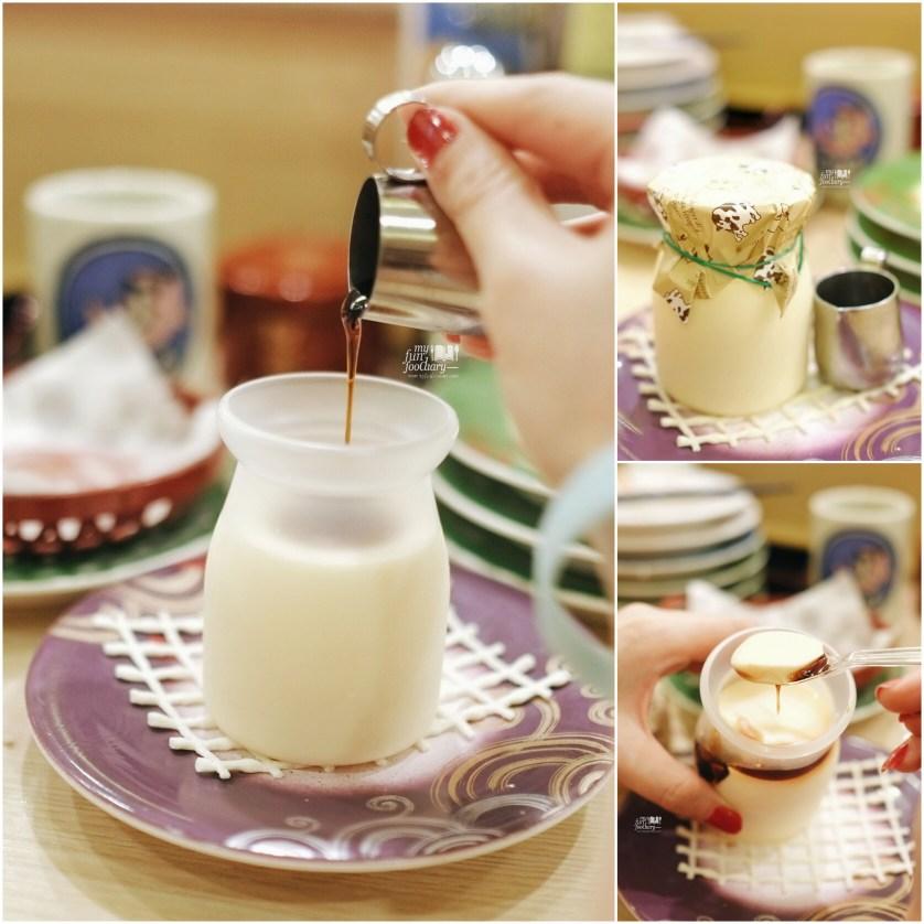 Egg Pudding at Toriton Sushi Tokyo by Myfunfoodiary