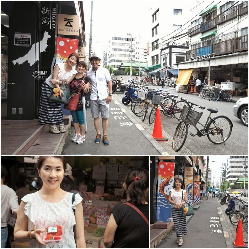 Had so much fun at Tsukiji Market by Myfunfoodiary
