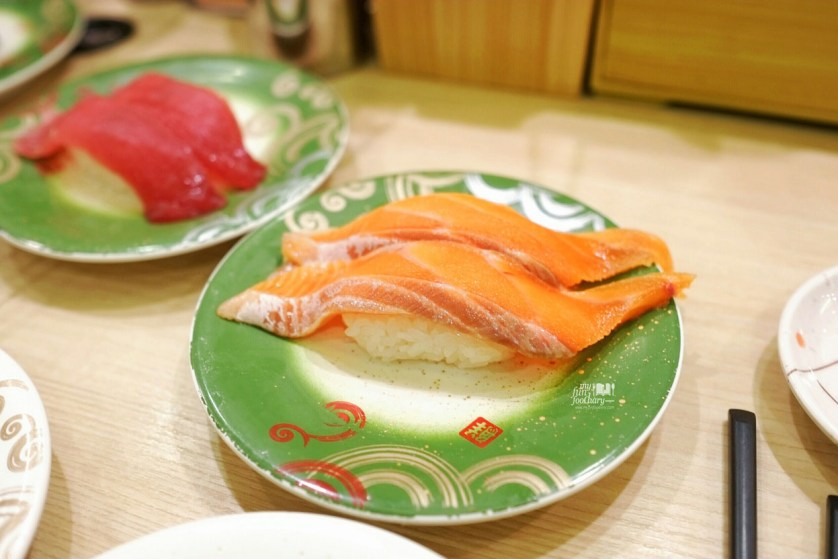 Long Salmon Sushi at Toriton Sushi by Myfunfoodiary 01 -r1