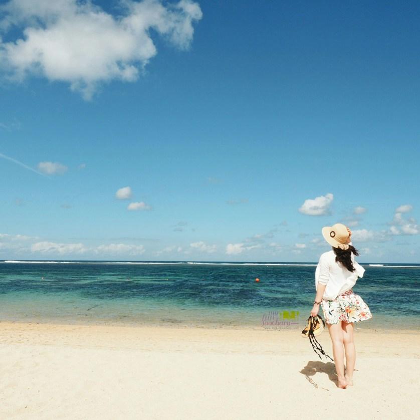 Mullie Marlina photo shot - Myfunfoodiary at The Mulia Bali r1