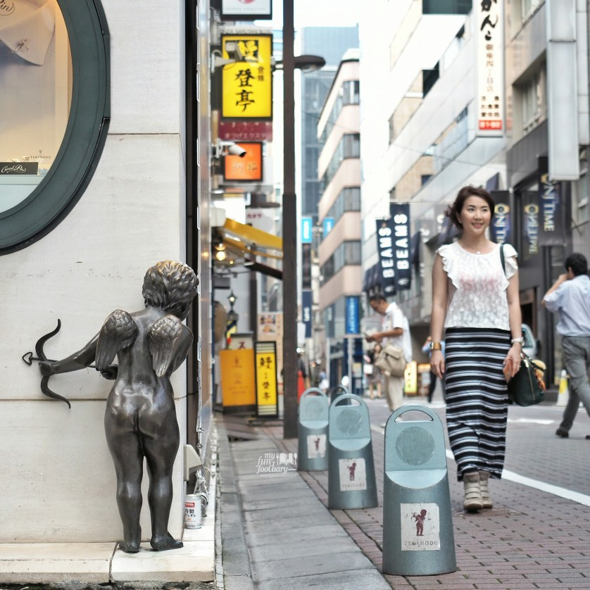 Mullie and the Cupid at Ginza Tokyo by Myfunfoodiary