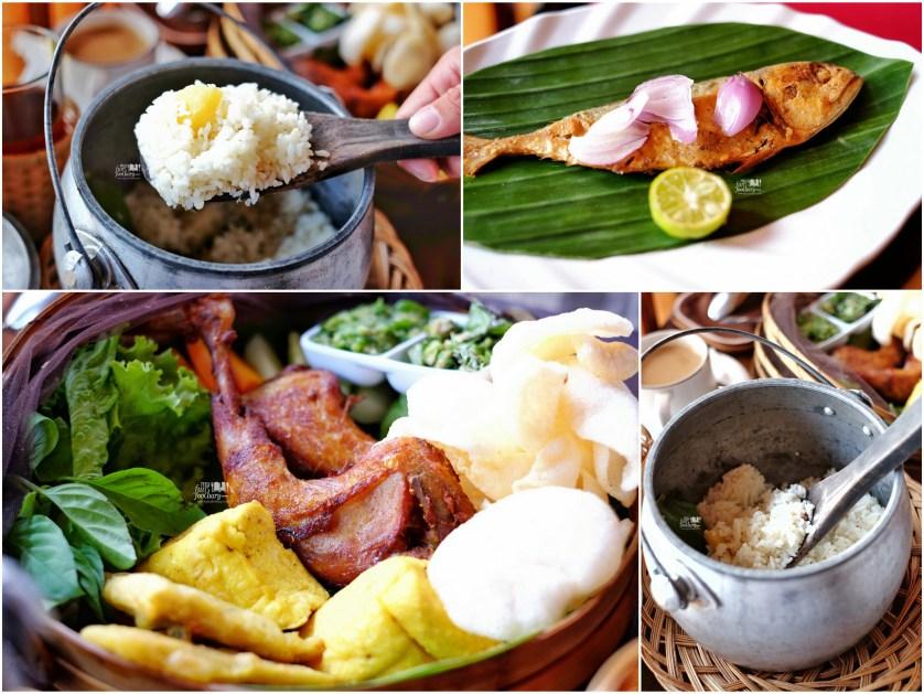 Nasi Liwet Komplit at Bumi Aki Restaurant by Myfunfoodiary