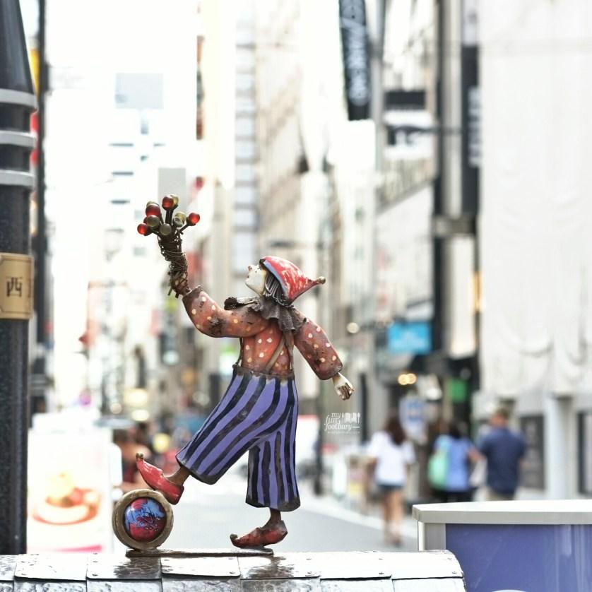 One spot at Ginza Tokyo by Myfunfoodiary