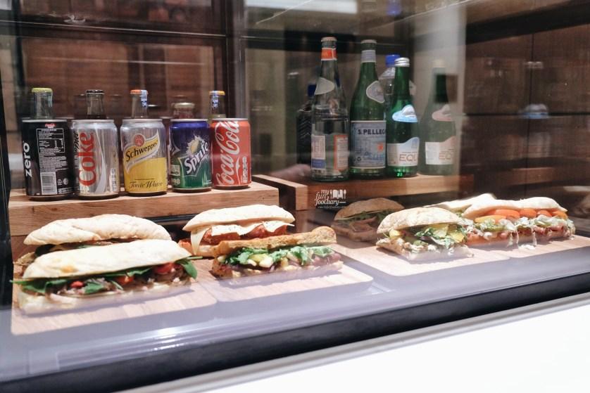 Sandwiches at Sapori Deli Fairmont Jakarta by Myfunfoodiary