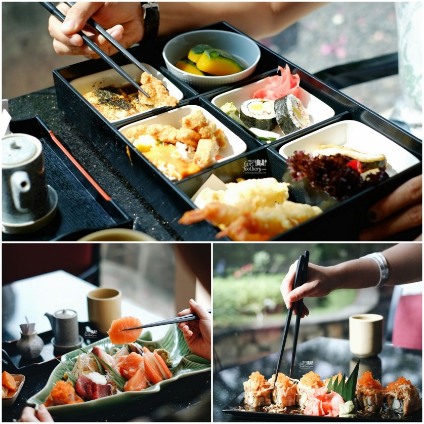Various Japanese Food at Nishimura Shangri-La Surabaya by Myfunfoodiary